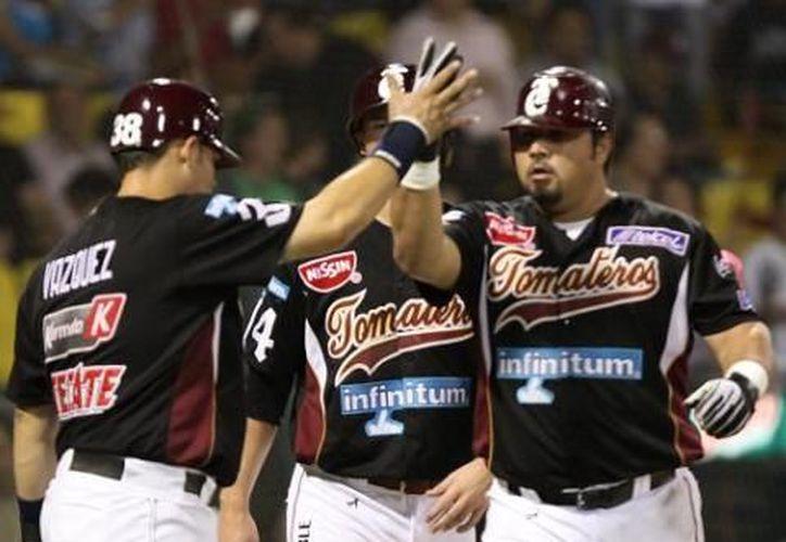 Tomateros de Culiacán, Sinaloa es uno de los equipos de béisbol, de la Liga Mexicana del Pacífico que siguen en la contienda para ser campeón. (Contexto/Internet)