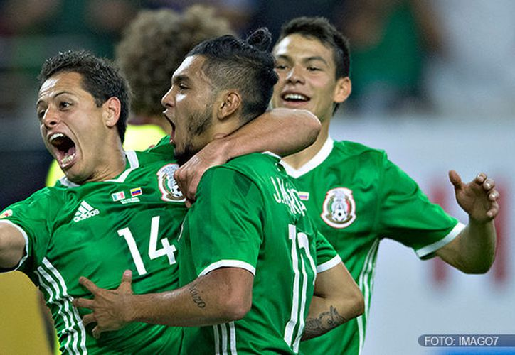 México debutará ante Alemania dentro del Grupo F, el 17 de junio de 2018. (Contexto/Internet)