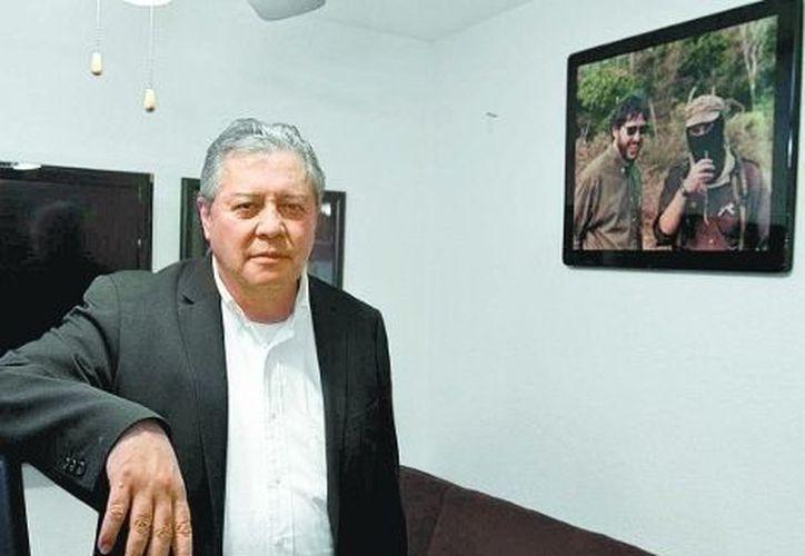 Jaime Martínez Veloz, nuevo titular de la Comisión para el Diálogo con los Pueblos Indígenas en México. (Milenio)
