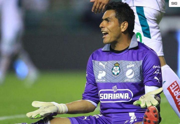 Sánchez dijo que los partidos disputados en su carrera lo alientan a seguir adelante. (oswaldosanchez.com)