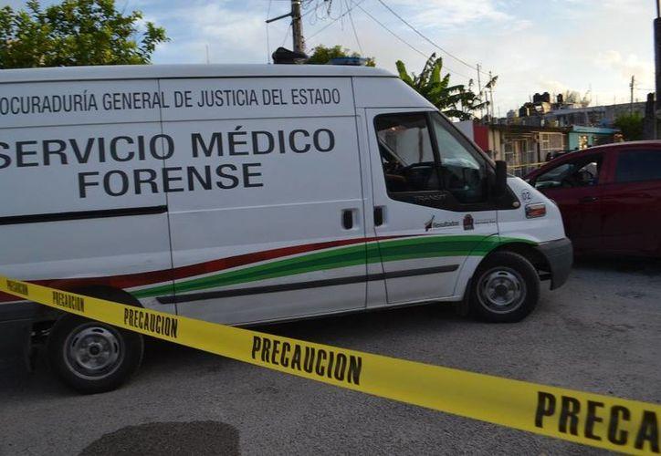 Yolanda Sánchez Pérez murió a causa de un shock hemorrágico hipovolémico causado por las puñaladas. (Redacción/SIPSE)