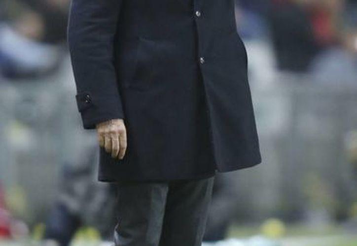 En el Mónaco aseguran que aún no cuentan con la persona que reemplazará a Ranieri. (Foto: AP)