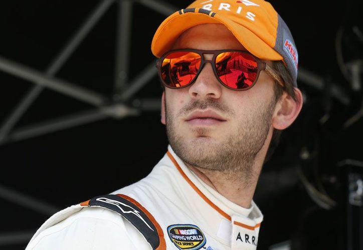 Nascar impuso una sanción económica al equipo del piloto regiomontano Daniel Suárez. (Contexto/Internet).