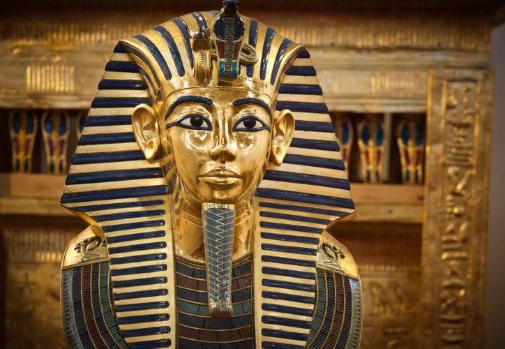 Tutankamón se casó con Anjesenamón,  cuando ambos eran muy jóvenes. (Foto: Contexto)