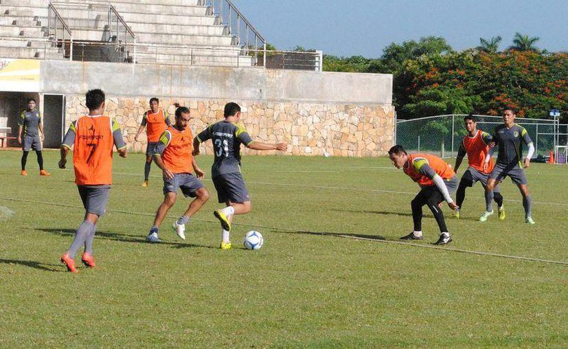 El equipo Venados FC Yucatán se prepara para su primer partido de la temporada, este viernes como local ante Mineros dentro de la Liga de Ascenso MX. (SIPSE)