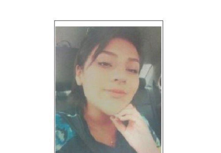 La Procuraduría General de Justicia capitalina informó que María Fernanda Irina López Ávila fue localizada. (Noticieros Televisa).