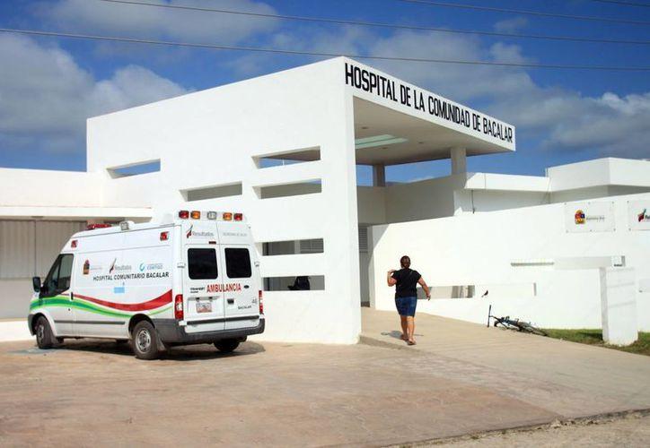 Si alguna persona manifiesta alguna señal de alarma, podrá recibir asistencia médica inmediata en los centros de salud del estado. (Omar Capistrán/SIPSE)