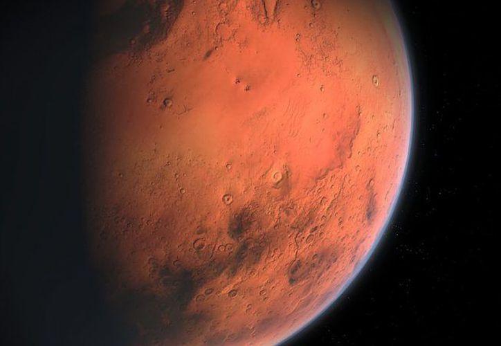 Marte tiene los ingredientes básicos de los que estamos hechos todos los seres vivos, aseguran. (Internet)