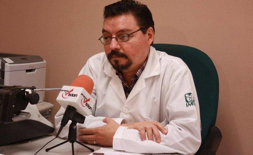 Especialista dijo que en el 2011 siete pacientes recibieron un trasplante de riñón. (Tomás Álvarez/SIPSE)