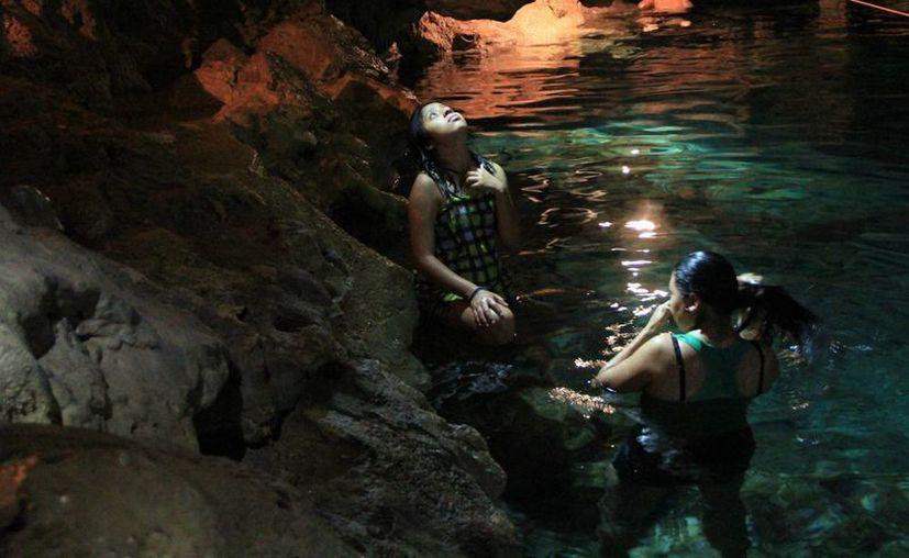 En el Atlas de Cenotes se incluirá información histórica y arqueológica. (José Acosta/SIPSE)
