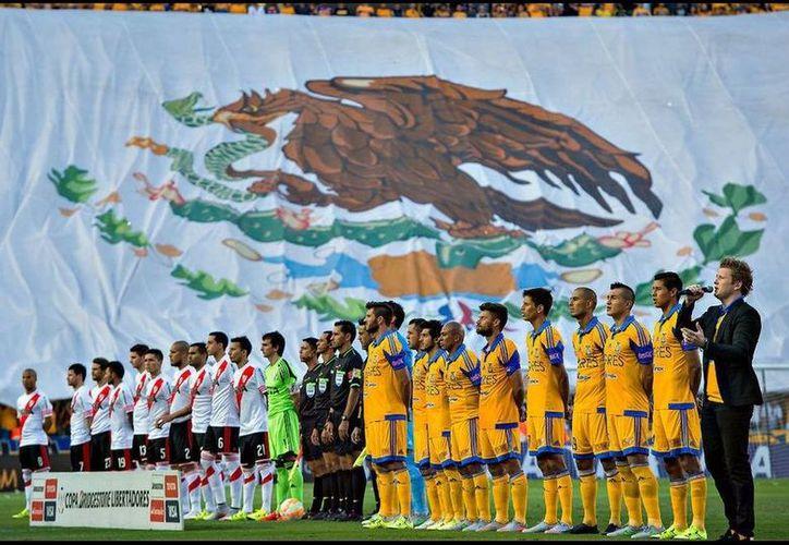 Tigres fue el último equipo mexicano en disputar una Final de Copa Libertadores. México nunca pudo ganar la competición sudamericana.(Foto tomada de Milenio Digital)