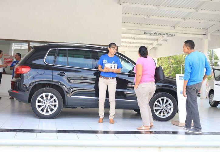 En Solidaridad, el padrón vehicular alcanzó las 87 mil unidades en un año. (Adrián Barreto/SIPSE)