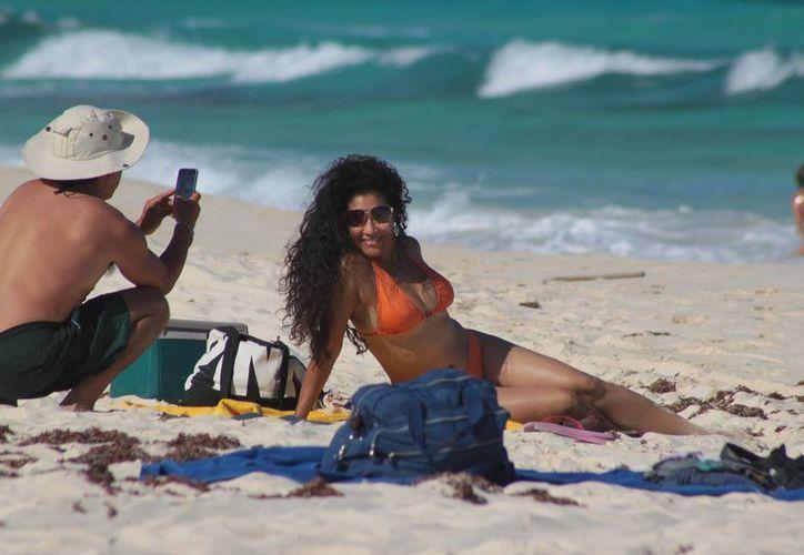 La Asociación de Hoteles de Cozumel espera que este año el turismo nacional aumente 7%. (Gustavo Villegas/SIPSE)