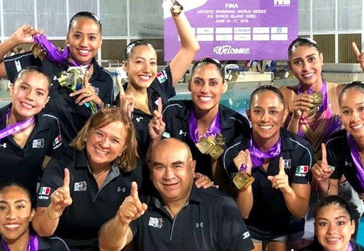 Con siete oros terminó la participación de la selección mexicana. (Mediotiempo)