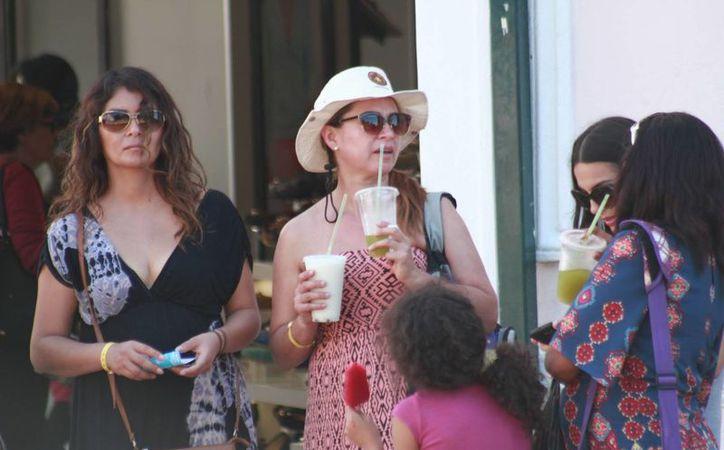 Entre hoy y el jueves se anticipan temperaturas de calurosas a muy calurosas para Yucatán. (SIPSE)