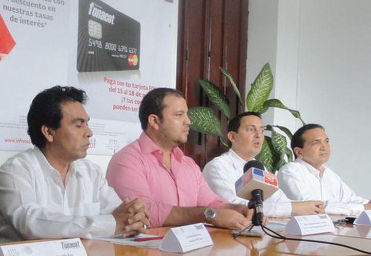 El delegado  Guillermo Zamora y Martínez dio la información. (Milenio Novedades)