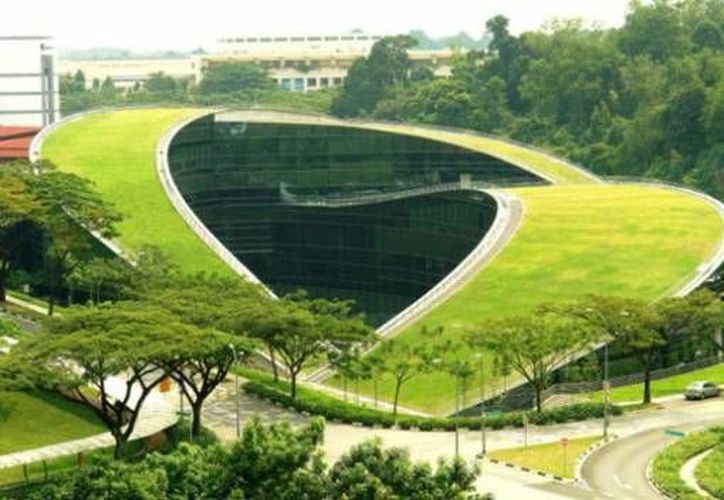 En el marco del Congreso Estatal de Arquitectura, jóvenes plantearon alternativas de construcción ecológica. (Imagen de contexto/ecoclimatico.com)