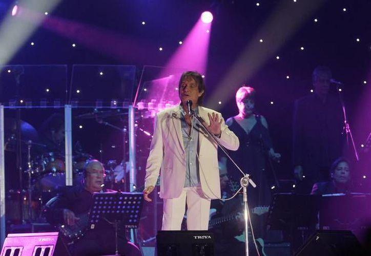 Roberto Carlos fue seleccionado como la Persona del Año de la Academia Latina de la Grabación, anunció el martes la organización que entrega los Latin Grammy. (Notimex)