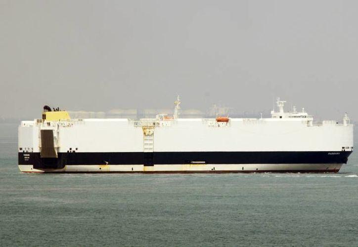 El buque Passama rescató a los balseros y dio aviso a las autoridades portuarias mexicanas. (shipspotting.com)