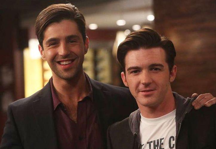 Se hicieron amigos tras protagonizar la serie tres años. (YouTube)