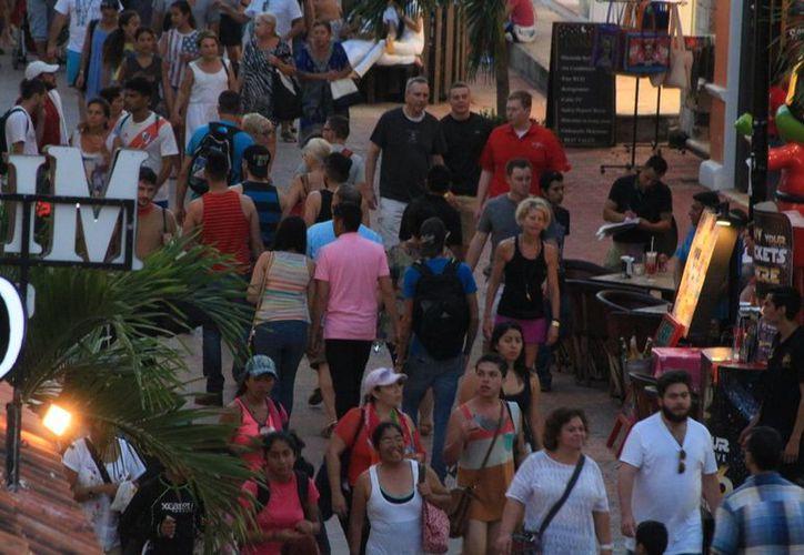 Durante el World Travel Market, que se realizará del 7 al 9 de noviembre, se buscará mantener el turismo inglés hacia la Riviera Maya. (Adrián Barreto/SIPSE)