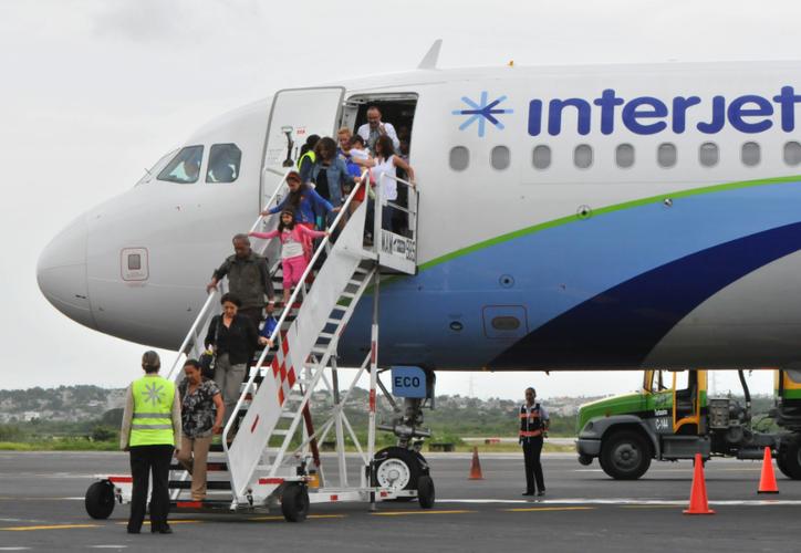Los vuelos están sujetos a disponibilidad, con capacidad controlada. (Contexto)