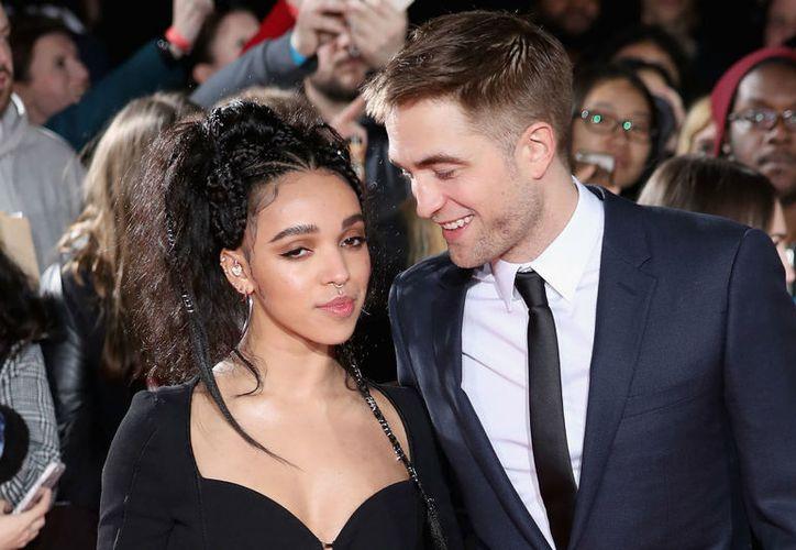 FKA y Robert se habían vuelto indiferentes en su relación, aseguran. (Foto: Contexto)