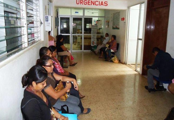 Los habitantes demandan la atención del personal de vectores; hasta el momento van 12 casos detectados. (Carlos Yabur/SIPSE)