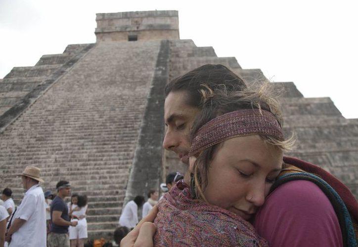 Chichén Itzá recibe cada año a cientos de miles de turistas de todo el mundo. (Notimex)