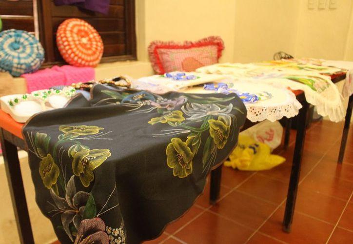 En marzo se habilitará un área como tienda, 'Kábo'ob Ku Mayajo'ob (Manos que Trabajan) (José Chí/SIPSE)