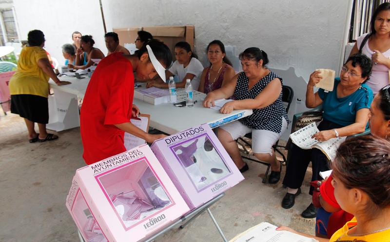En este proceso electoral hay 20 casillas nuevas en esa zona de la ciudad de Cancún. (Redacción/SIPSE)