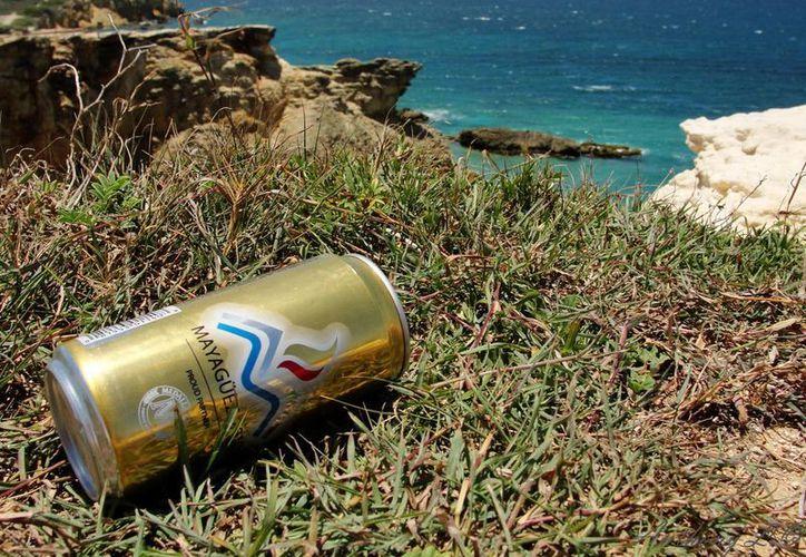 La contaminación marina de la zona costera se da a nivel mundial, afectando seriamente los oceános. (amovens.com)