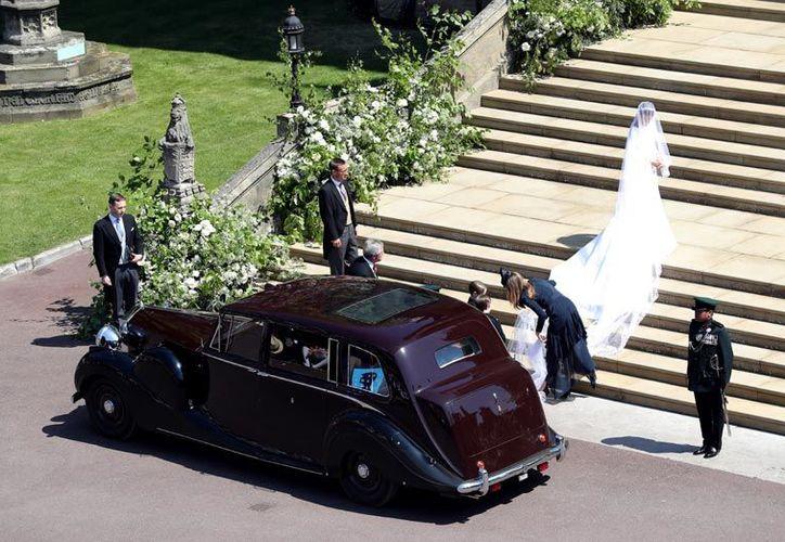 boda real.