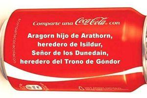 Los memes por los nombres en las latas de Coca Cola
