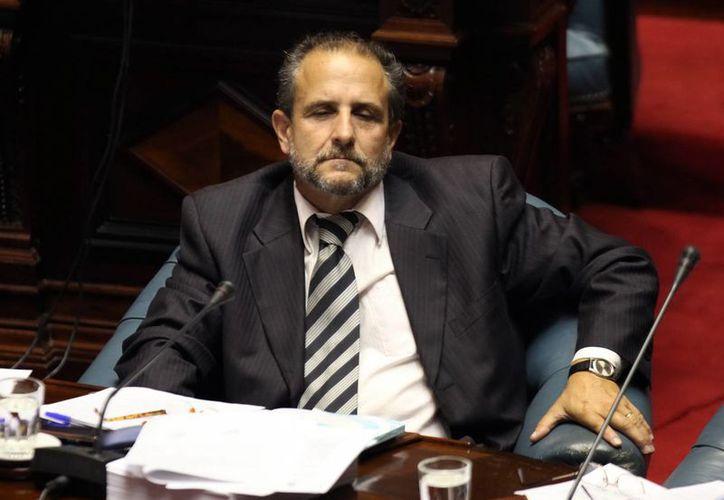 """Saravia pertenece al Partido Nacional o """"Blanco"""", principal de oposición en Uruguay. (Archivo/EFE)"""