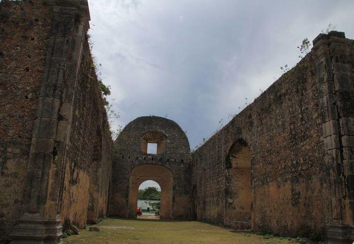 En el año 1600, el fuego consumió la iglesia. (SIPSE)