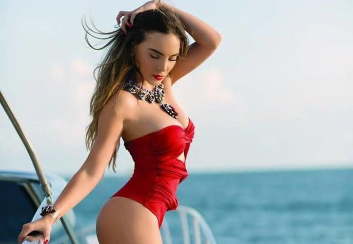 Belinda cautivará a los cancunenses durante su concierto en la Plaza de Toros. (Contexto/Internet)