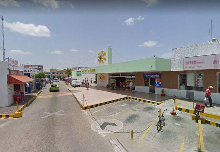 Plaza Oriente fue uno de los primeros centros comerciales que se establecieron en la ciudad. (Google Maps)