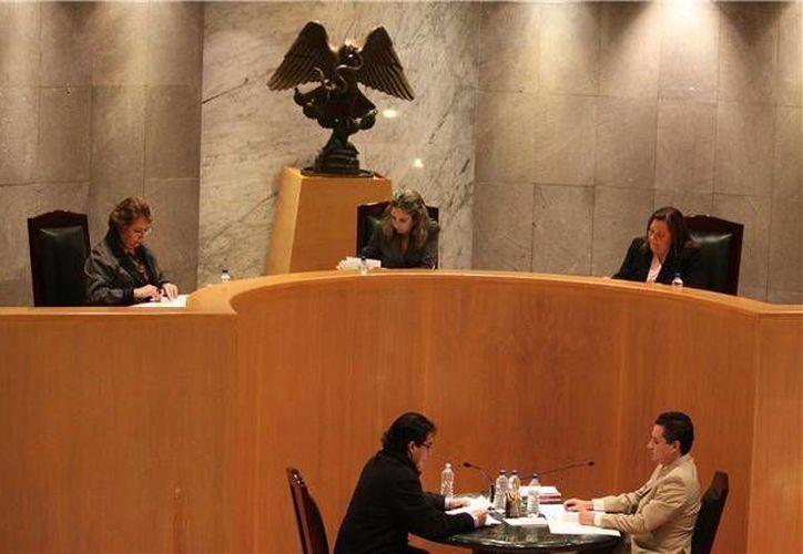 La sala superior del TEPJF determinó que el PAN de Yucatán incumplió con la cuota de género del 40 por ciento. (Archivo/SIPSE)