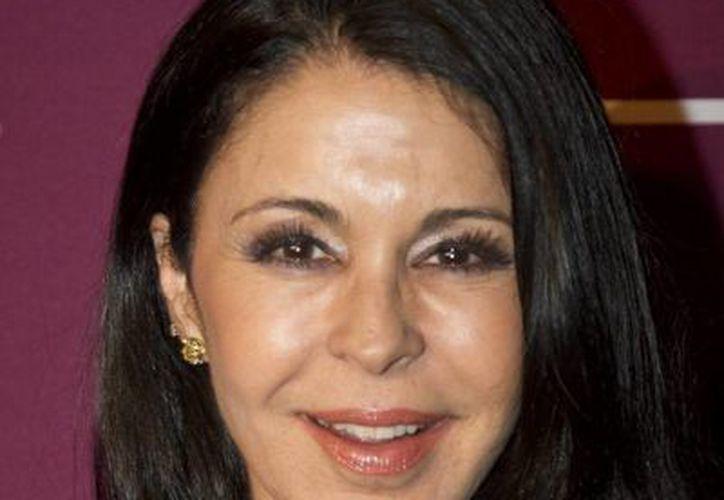 El Gobierno venezolano tramita revocar la nacionalidad a la actriz y cantante María Conchita Alonso.(EFE)