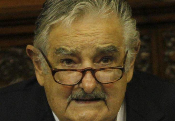 """Mujica aseguó que """"a México hay que ayudarlo todo lo que podamos. (Archivo/EFE)"""