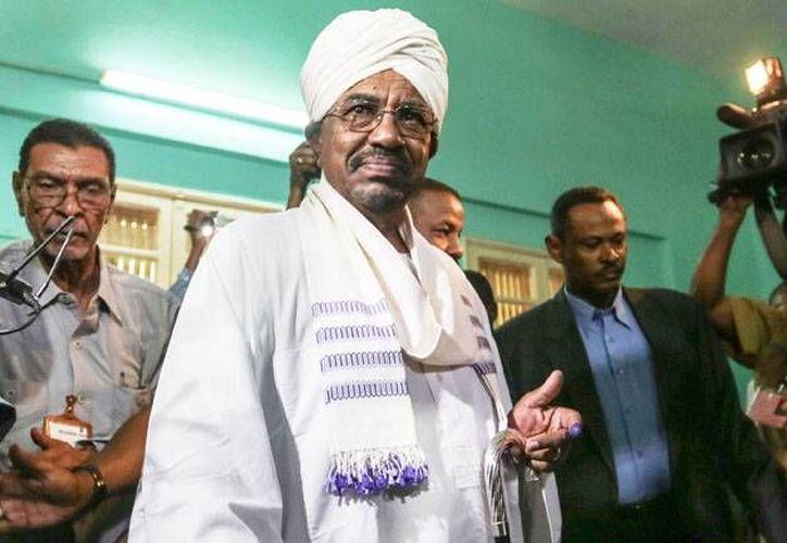 A pesar de la orden de permanecer en Sudáfrica, ante la solicitud de arresto emitida por la Corte Penal Internacional (CPI), el Presidente ya no se encuentra en el país africano. (Imagen de archivo de contexto/AP)