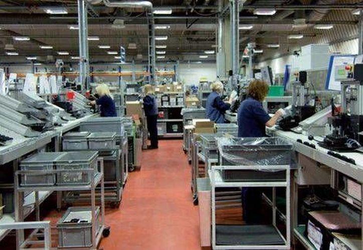 El descenso industrial es consecuencia de la caída en otros sectores de la actividad económica, según el Inegi. (Milenio)
