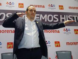 Cuauhtémoc Blanco gana elecciones en Morelos en conteo rápido