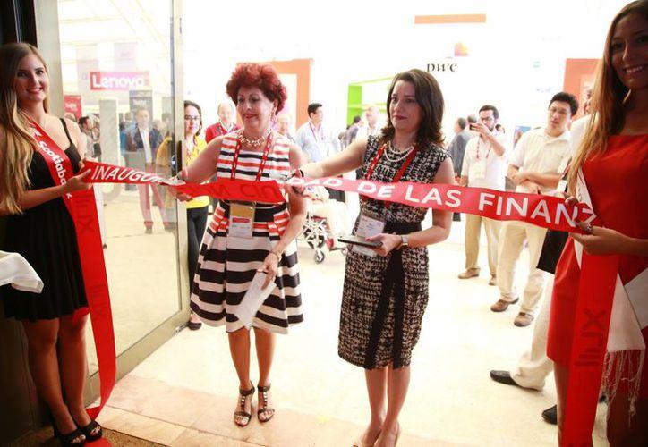Inauguración de la XLIII convención anual del Instituto Mexicano de Ejecutivos de Finanzas. (Luis Soto/SIPSE)