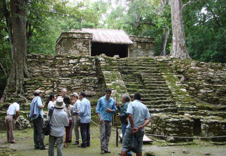 La delegación de la UNESCO visitará diferentes zonas que se encuentran en la reserva Ecológica de Sian Ka'an. (Manuel Salazar/SIPSE)