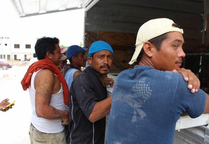El festejo de este día en México se remonta a la época colonial, cuando se formaron los primeros gremios de constructores. (Luis Ballesteros/SIPSE)
