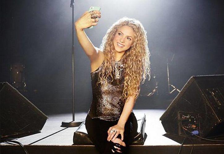 Shakira tiene siete millones de seguidores en Instagram. (instagram.com/shakira)