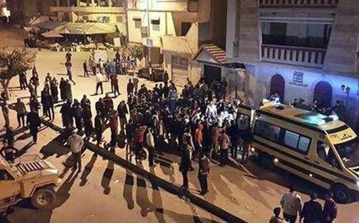 Ha habido recientemente un aumento en los ataques dentro del Sinaí. (Archivo/EFE)