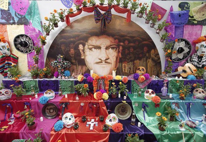 José Alfredo Jiménez, el compositor más representativo de la música mexicana cumplió 40 años de fallecido este 23 de noviembre. (Archivo Notimex)
